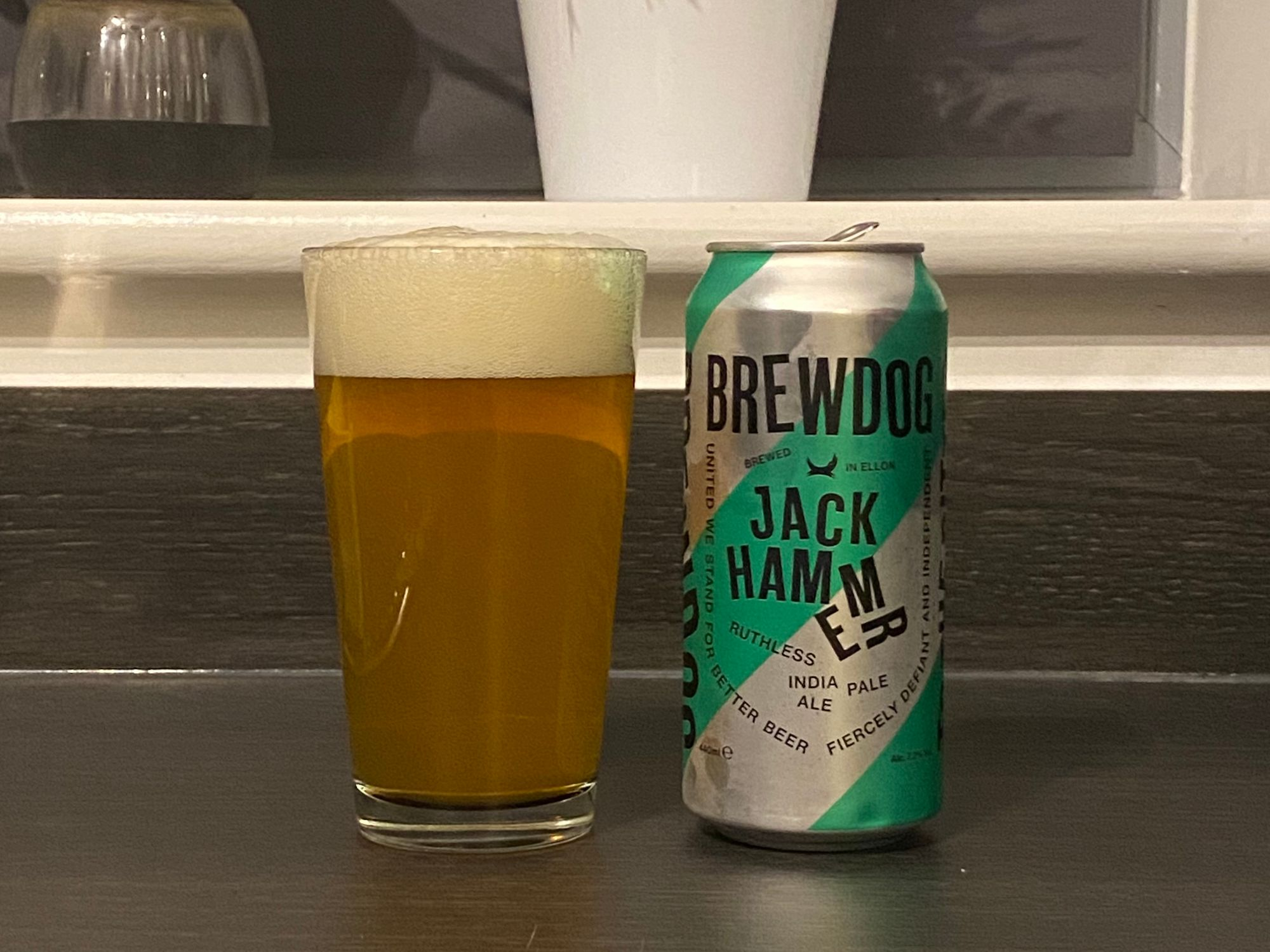 Beer Advent 2020: BrewDog Jack Hammer