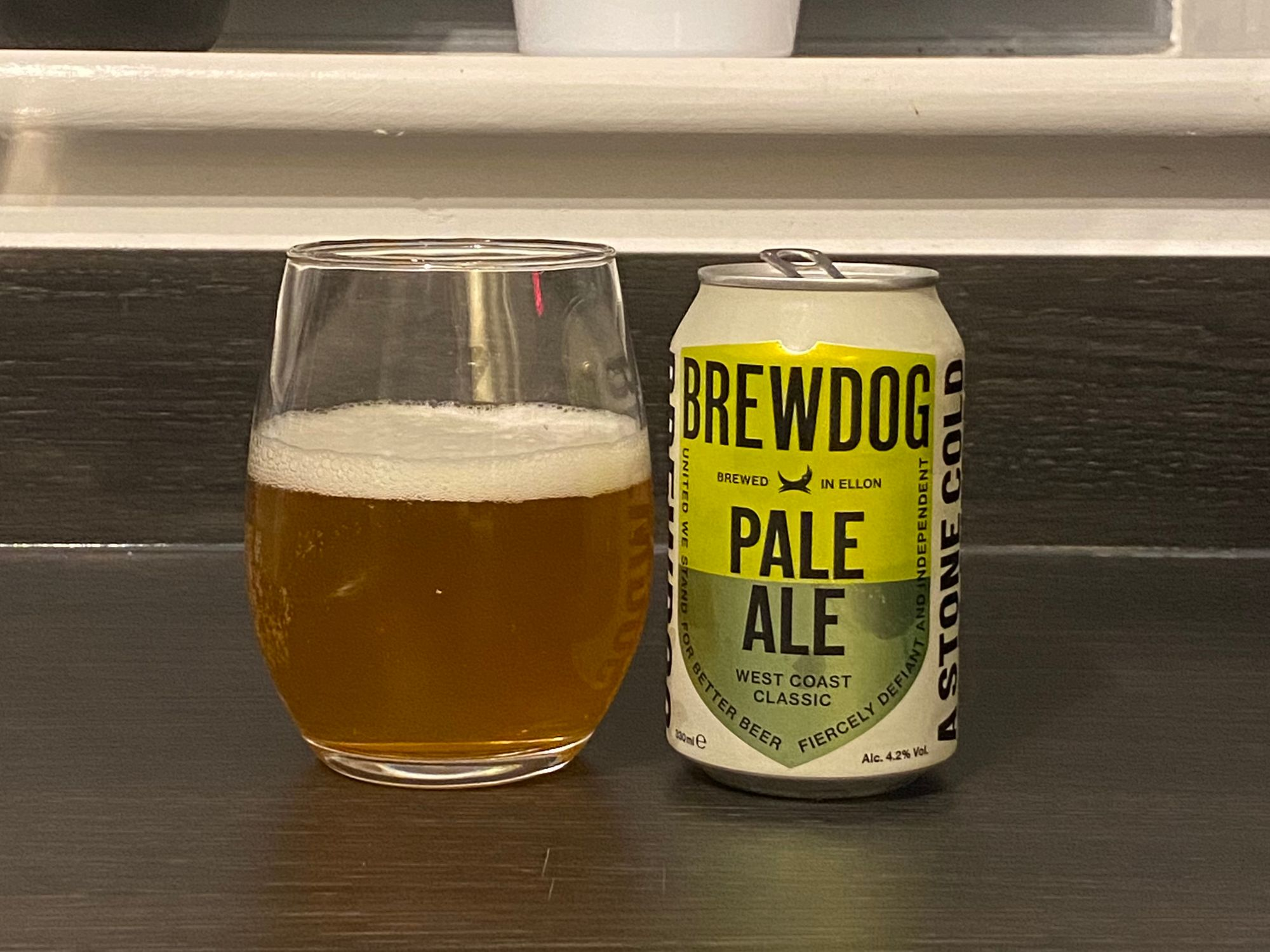 Beer Advent 2020: BrewDog Pale Ale