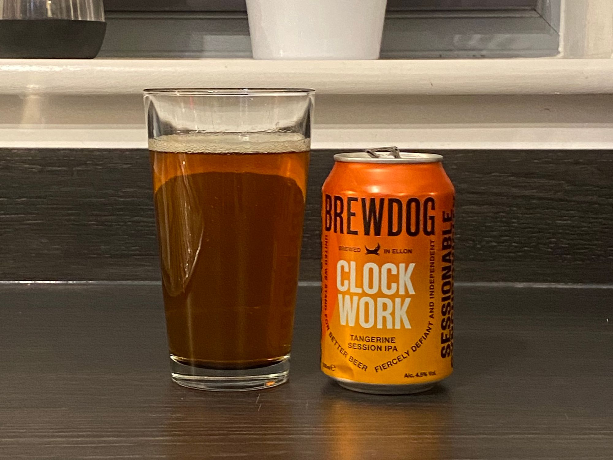 Beer Advent 2020: BrewDog Clockwork